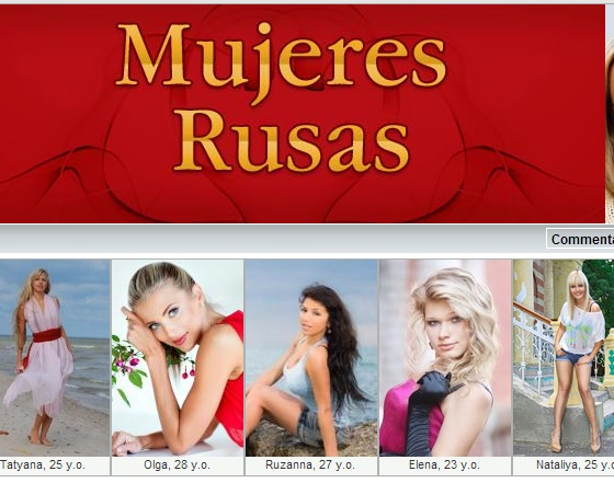 Mujeres Rusas y Chicas