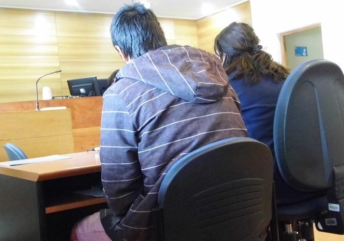 Andes on line temporero queda preso por robar un for Cilindro de gas 15 kilos