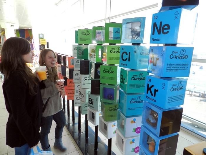 Andes on line invitan a visitar en familia la exposicin tabla invitan a visitar en familia la exposicin tabla peridica interactiva urtaz Gallery